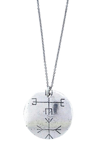 """To Win Persons Love"" Rune Necklace"