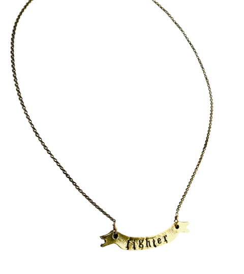 FIGHTER NECKLACE