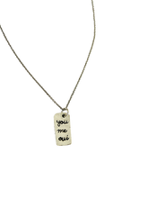Load image into Gallery viewer, You Me Oui Necklace