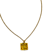 Load image into Gallery viewer, You Can Be Brave Too Stamped Necklace