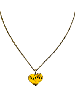 Always 24/7 Stamped Necklace