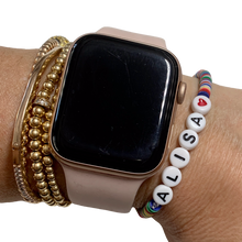 Load image into Gallery viewer, Friend Vulcanite Word Bracelet