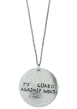 Load image into Gallery viewer, 'To Guard Against Wrath' Rune Necklace
