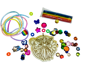 DIY Fairy Necklace Kit