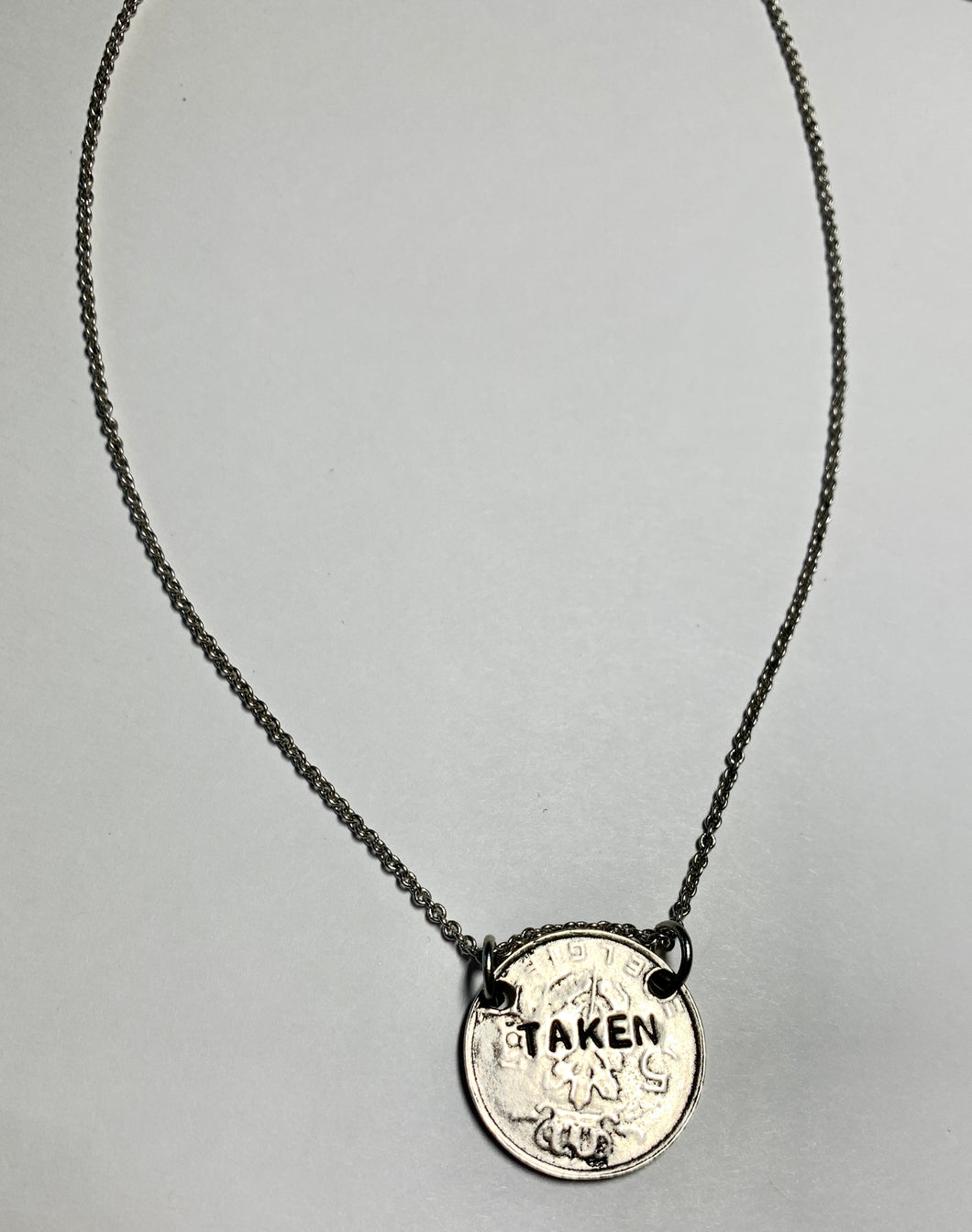 Single/Taken Necklace