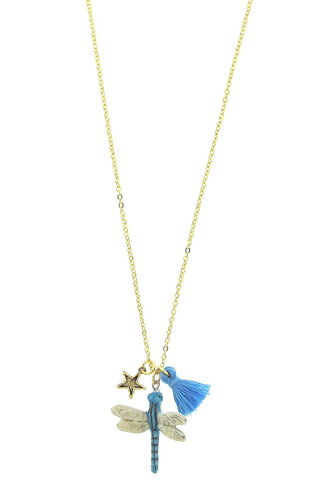 Dragonfly Lil' Critters Necklace