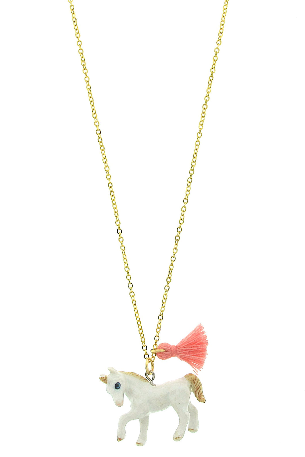 Unicorn Lil' Critters Necklace