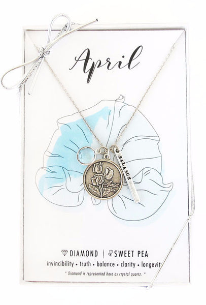April Celebration Necklace