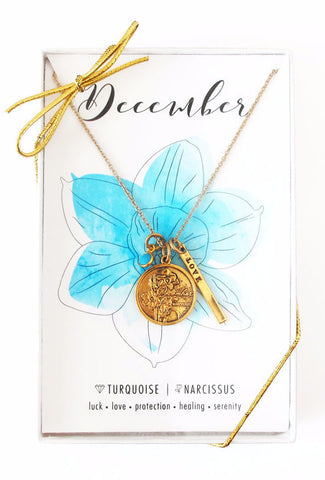 December Celebration Necklace