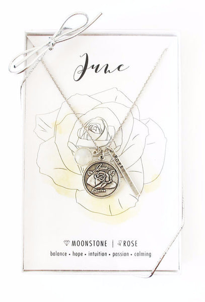 June Celebration Necklace