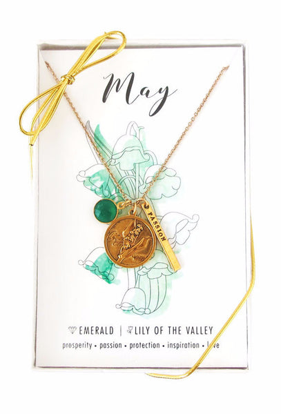 May Celebration Necklace