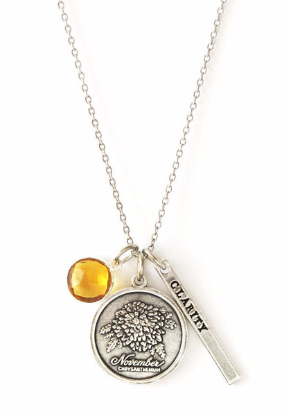 November Celebration Necklace