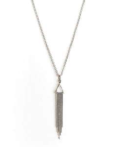 Art Deco Waterfall Necklace