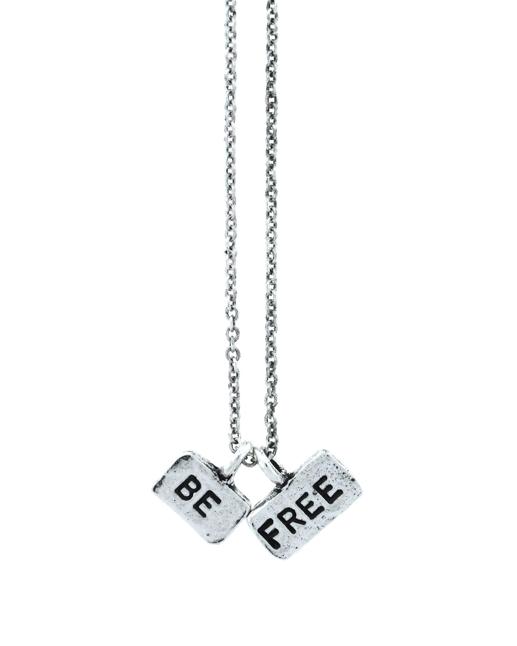 BE FREE NECKLACE