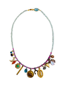 Be Brave Object of Virtu Necklace