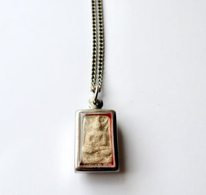 Maya One of a Kind buddha Necklace