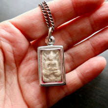 Load image into Gallery viewer, Maya One of a Kind buddha Necklace