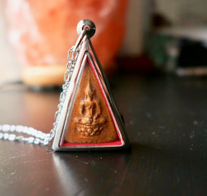 Acarya One of a Kind Buddha Necklace