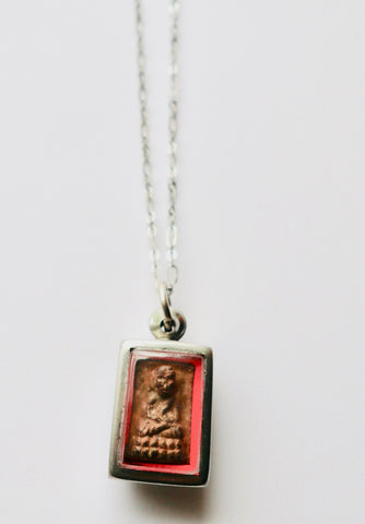 Advaita One of a Kind Buddha Necklace