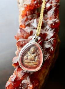 Ananda One Of a Kind Buddha Necklace
