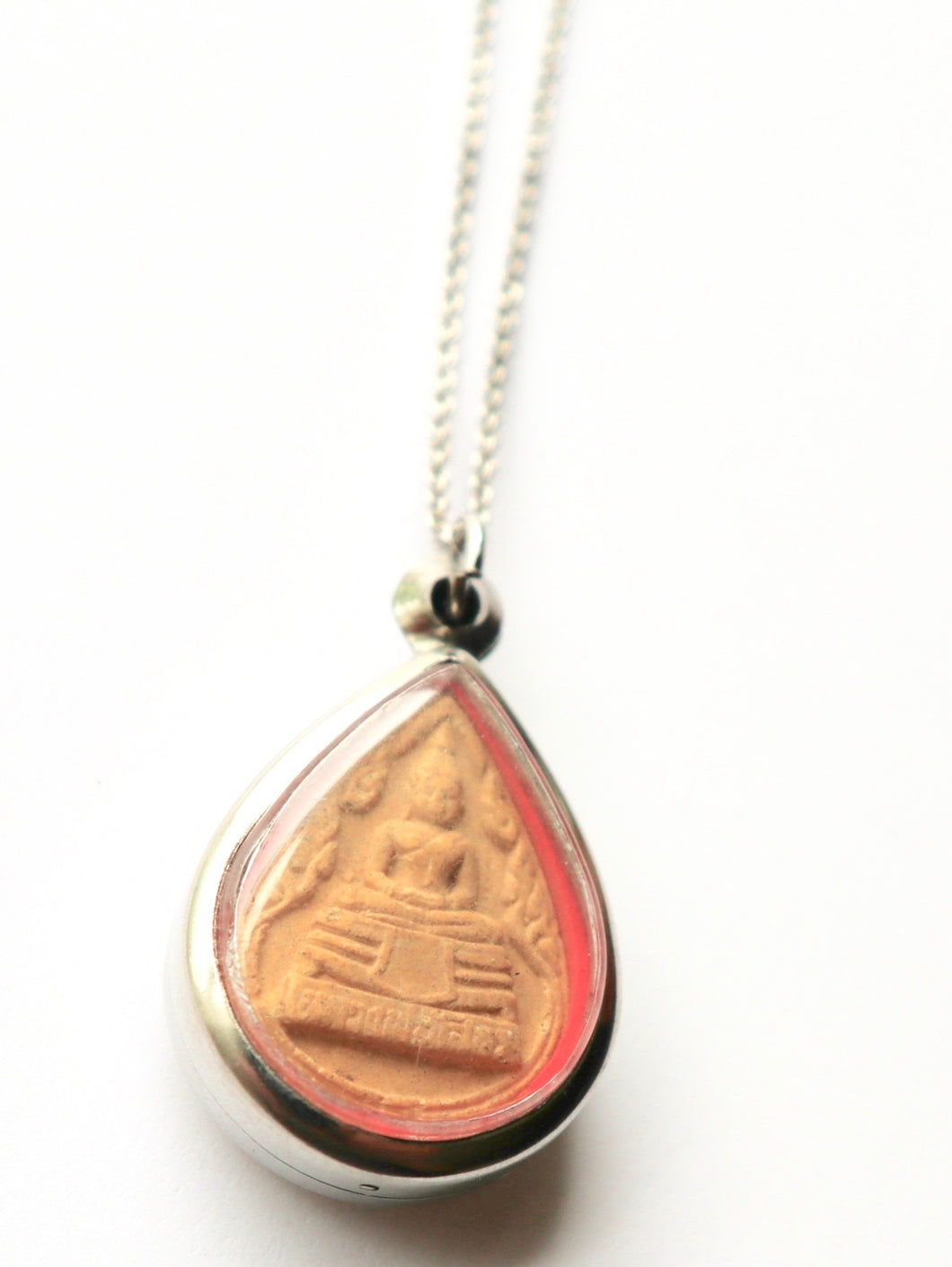 Guna One of a Kind Buddha Necklace