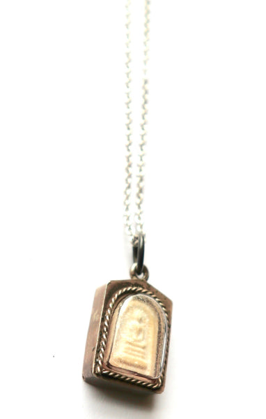 Maha One of a Kind Buddha Necklace