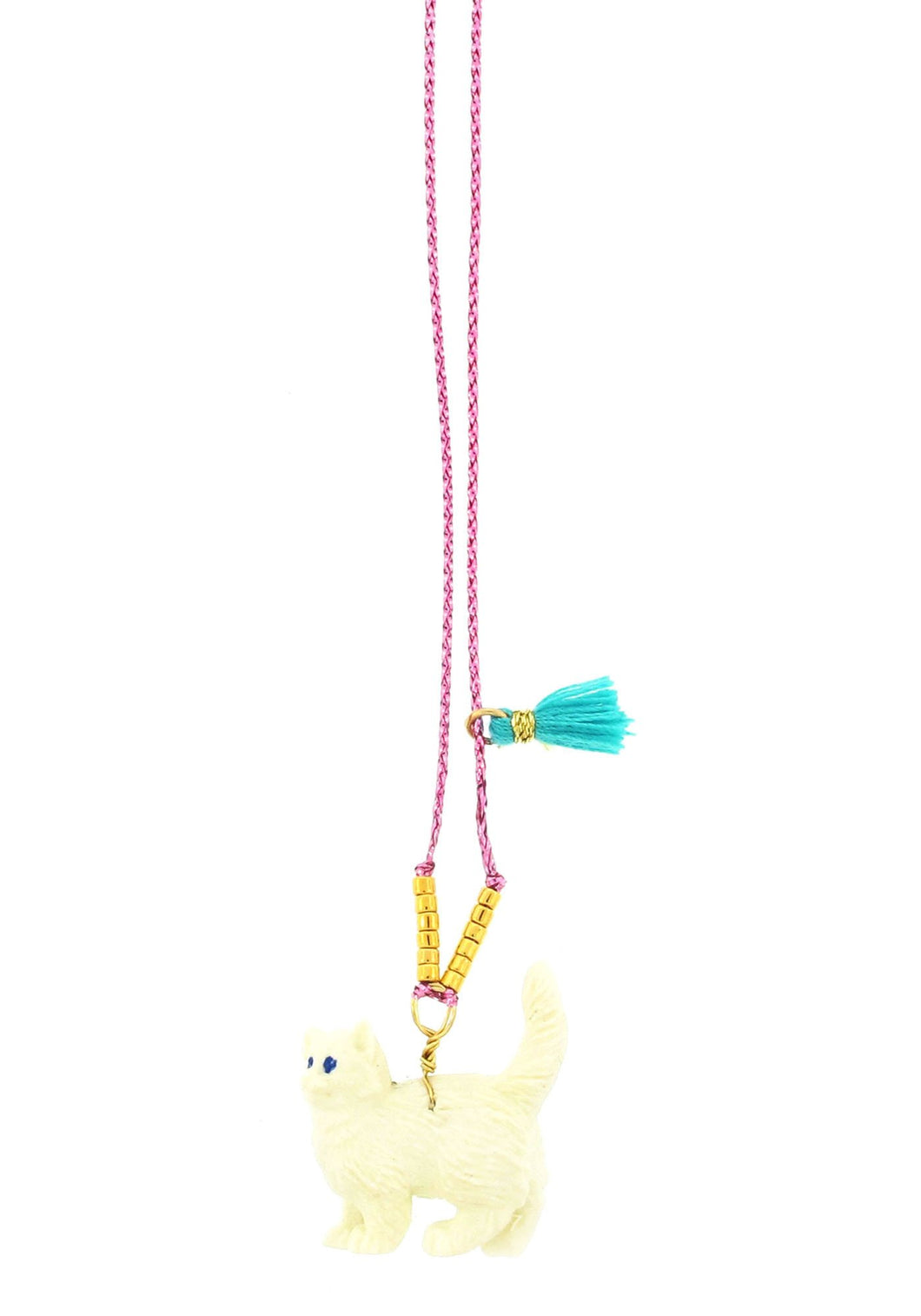 Cat Baby Buddy Necklace