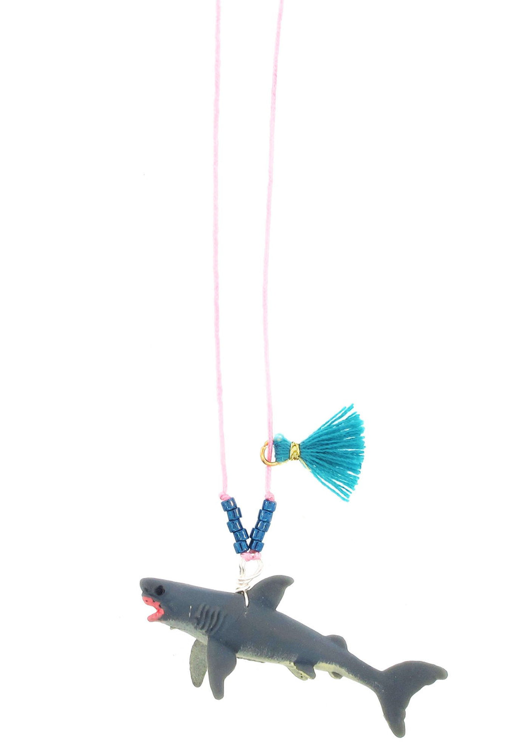 Shark Baby Buddy Necklace