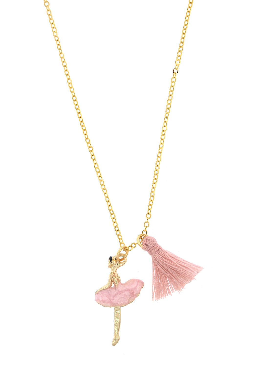 Ballerina Fun in the Sun Necklace