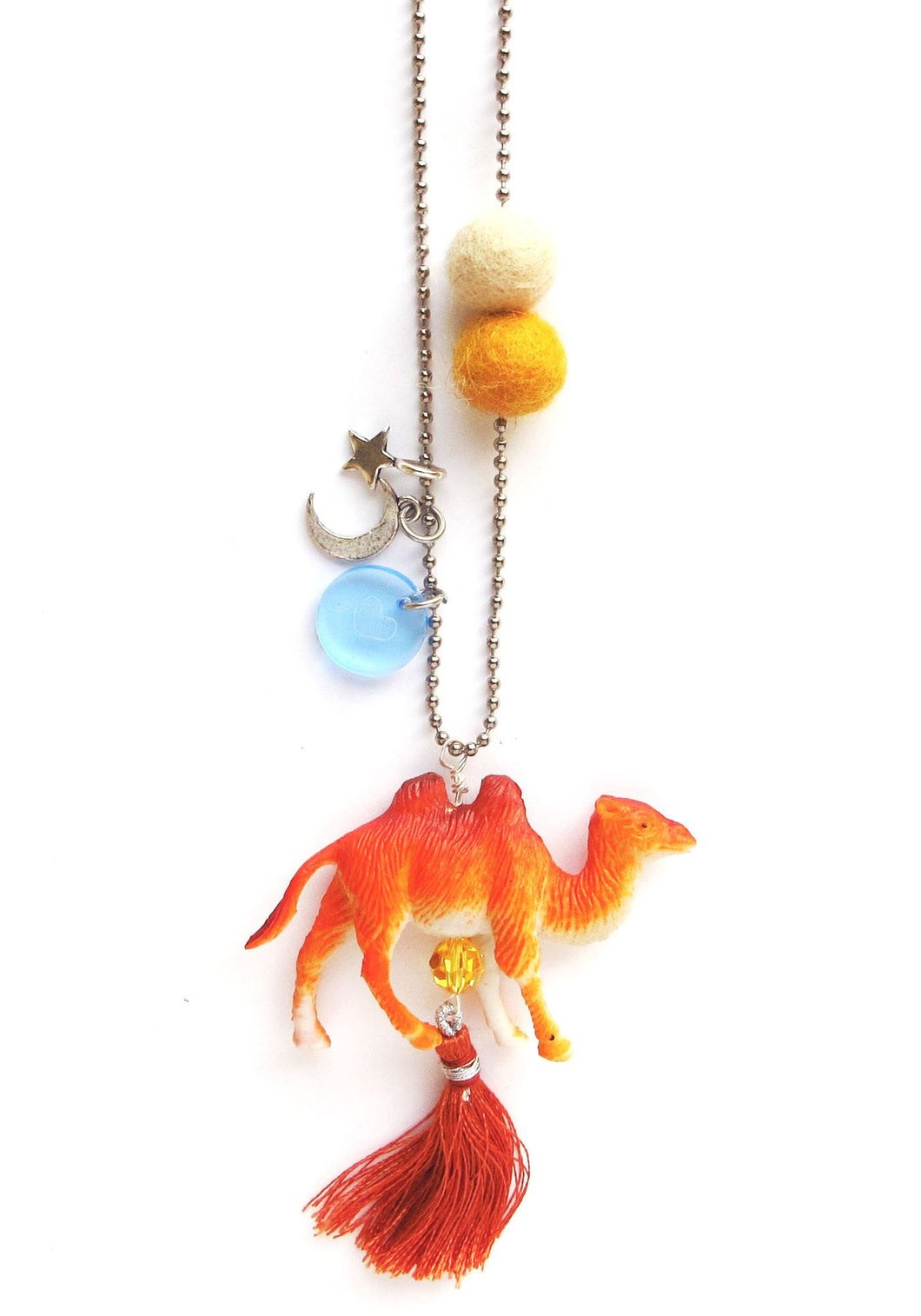 Charley the Camel Necklace