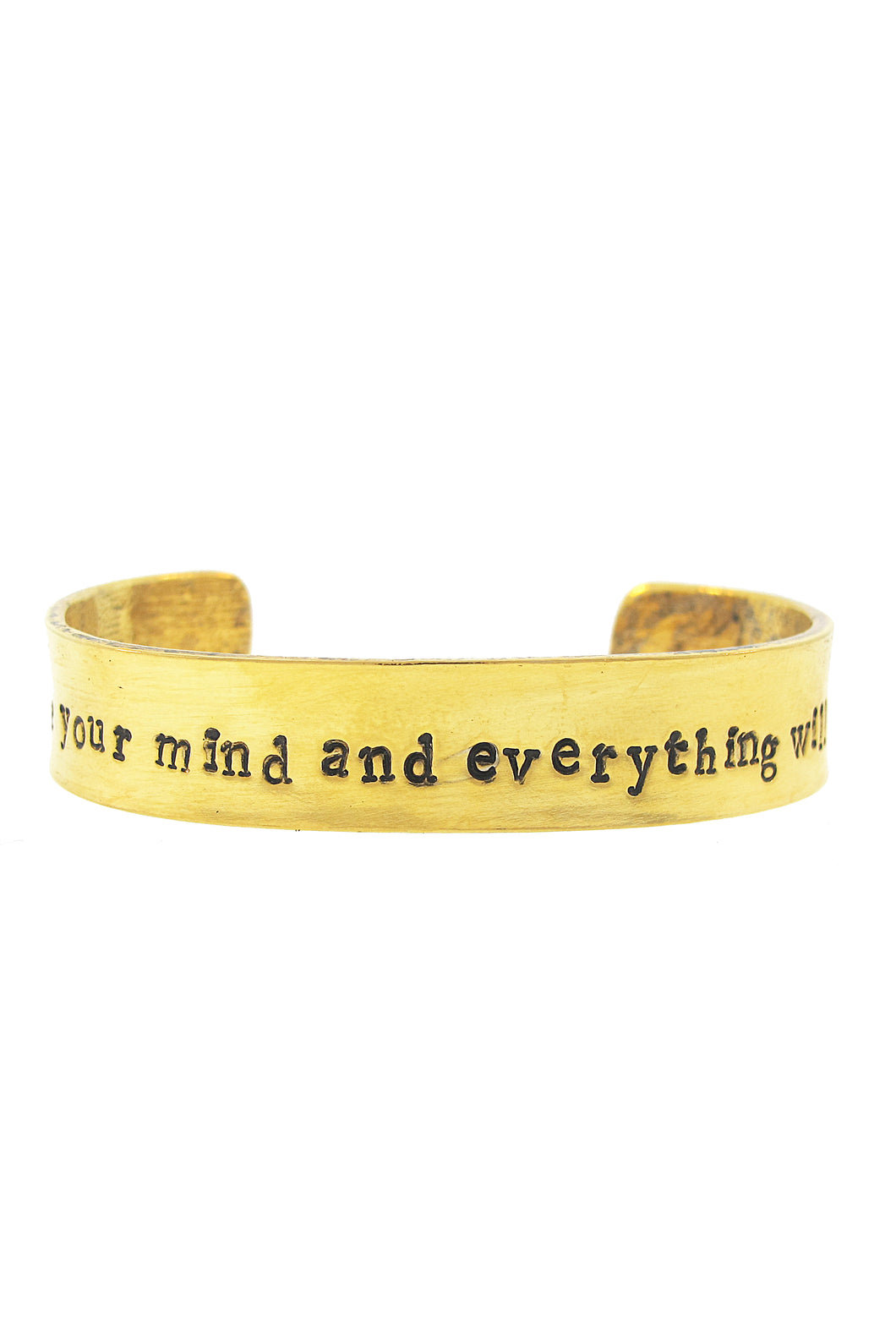 'Free Your Mind' Cuff