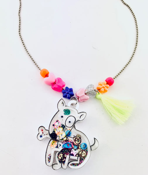 Dog Sweetie Necklace