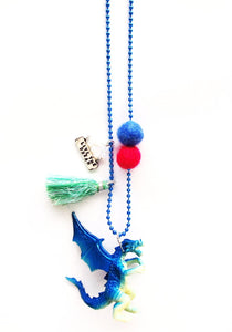 Devin the Dragon Necklace