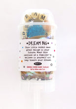 "Load image into Gallery viewer, ""Dream Big"" Bunny Push-Pop Necklace"