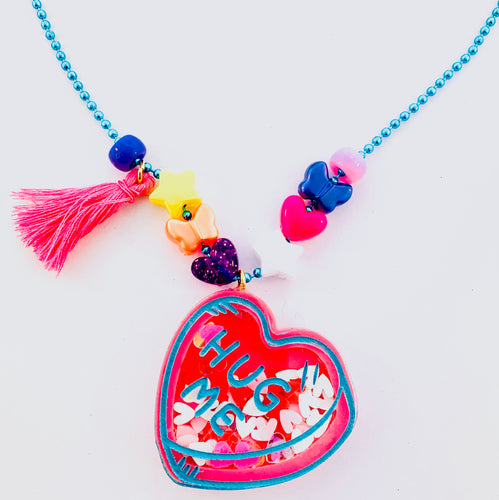 Valentine's Day Cutie Pie Necklace