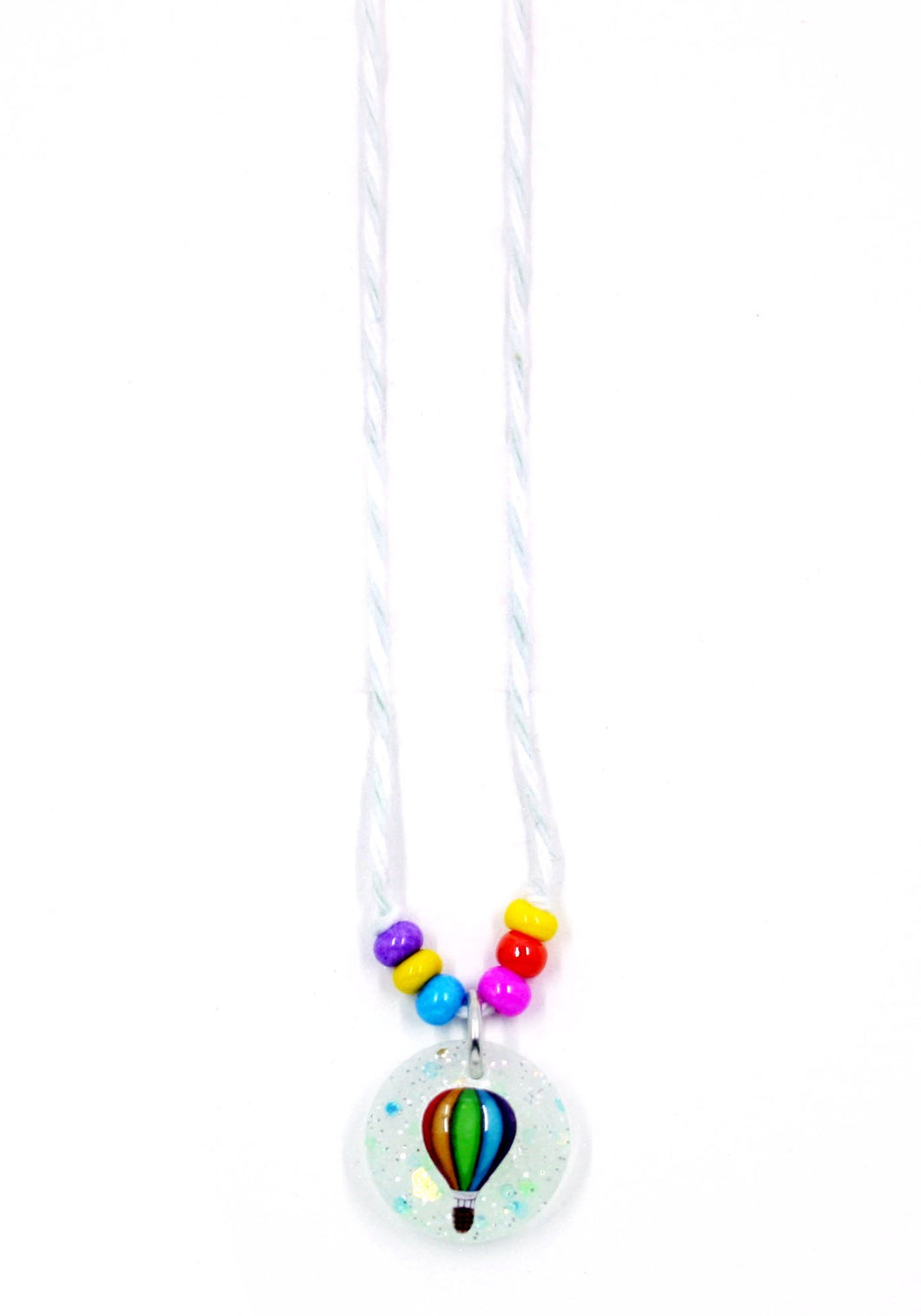 Hot Air Balloon Sweetie Necklace