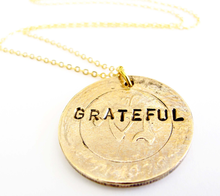 Load image into Gallery viewer, Grateful Necklace