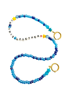 In This Together Beaded Mask Chain