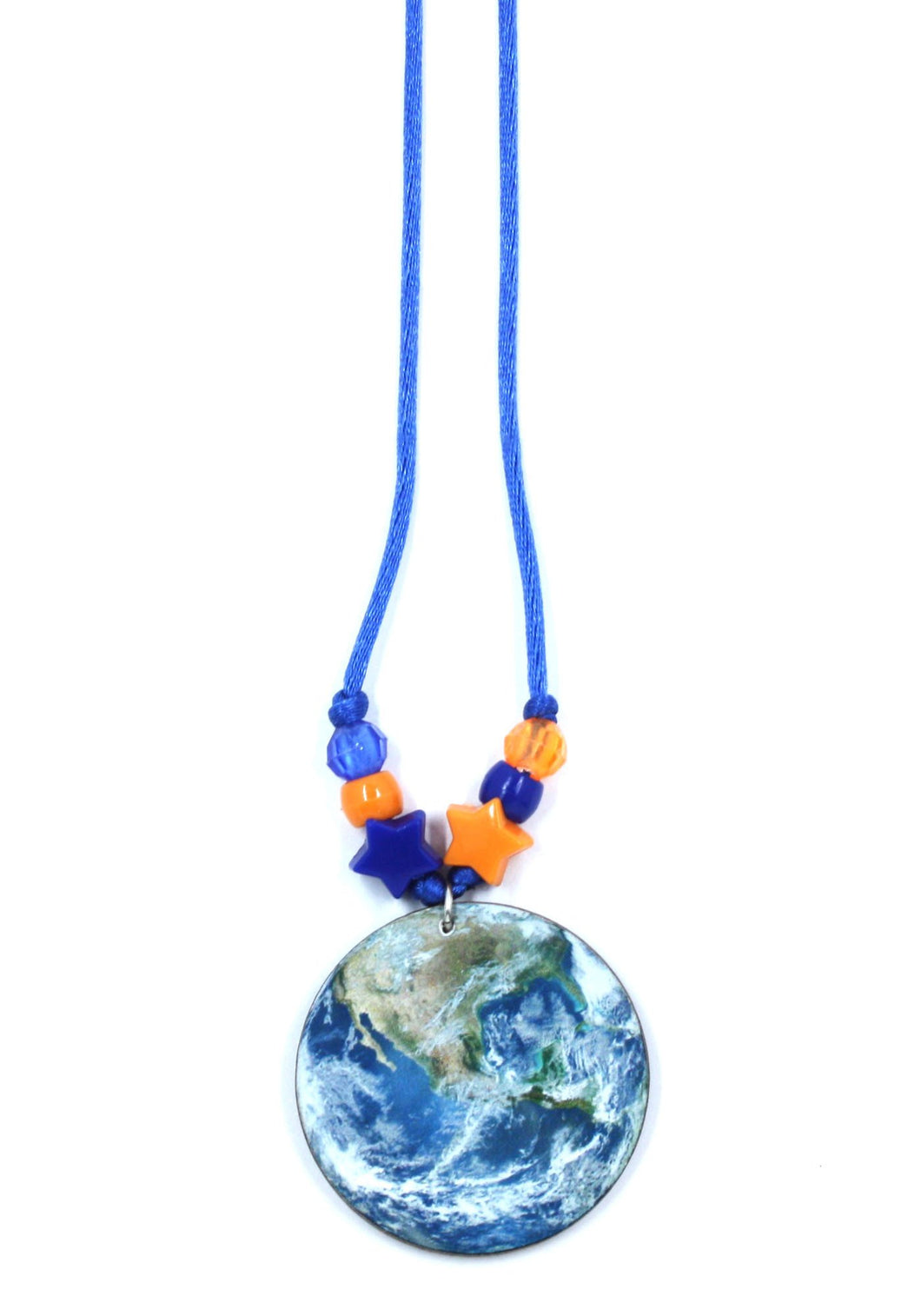 Planet Earth Little Lessons Necklace