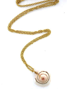 Summer Genuine Shell Necklace