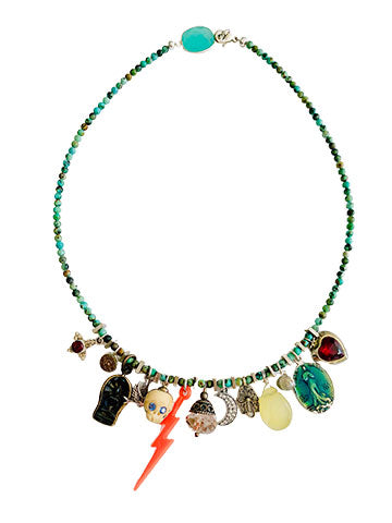 Awakening Object of Virtu Necklace