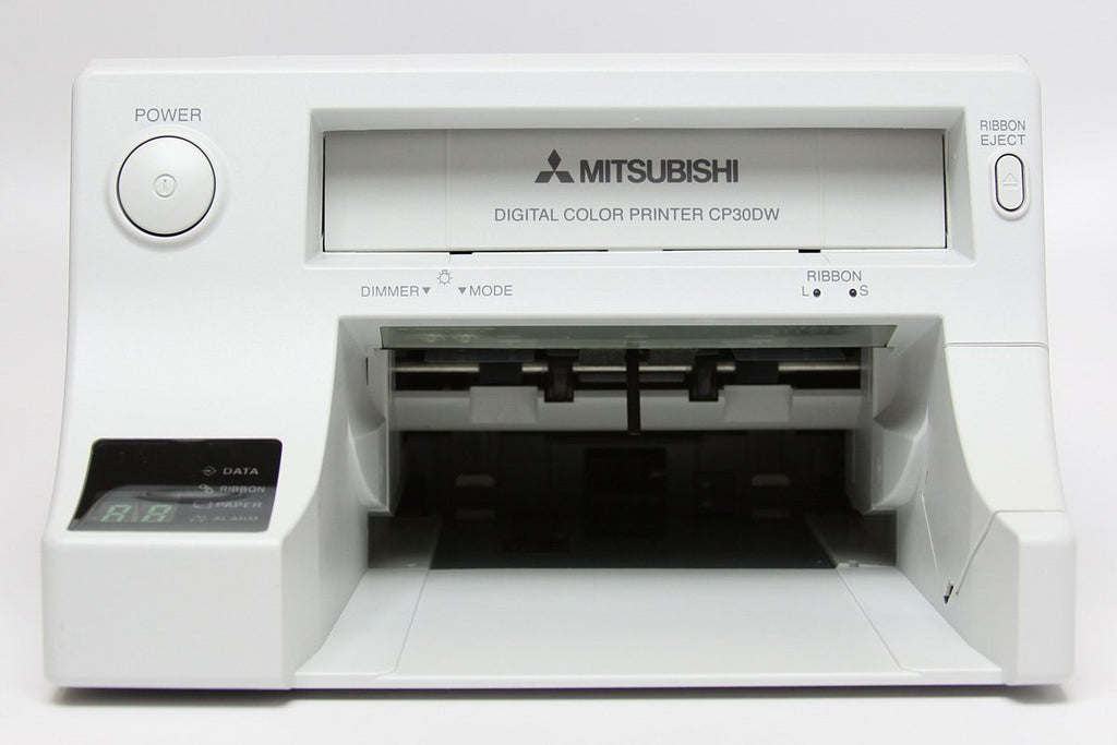 technical mitsubishi video printer products security details cctv