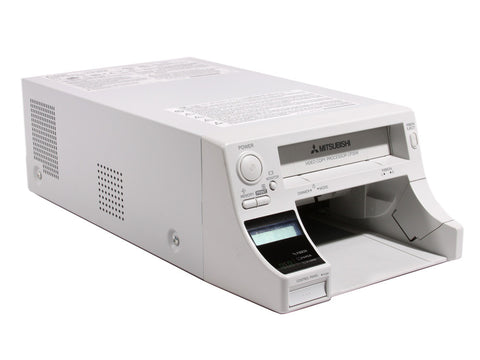 Mitsubishi CP30W (CP-30W) Analog Color Video Printer - KPI Ultrasound