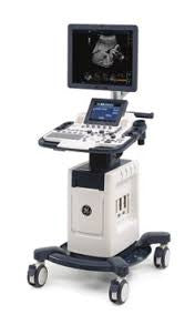 GE Logiq F8 with 2 probes - KPI Ultrasound