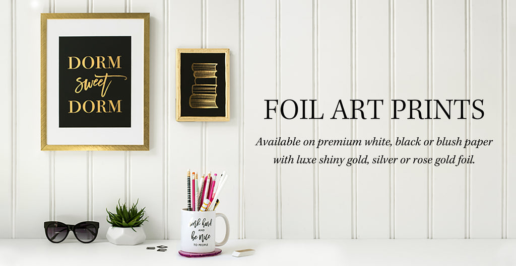 Digibuddha Foil Art Prints