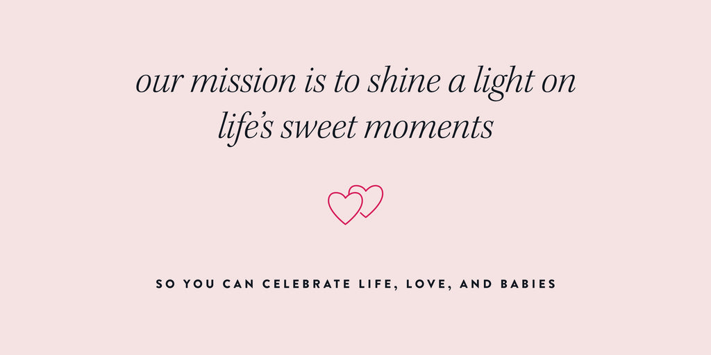 Digibuddha's mission is to shine a light on life's sweet moments so you can celebrate life, love, and babies