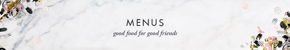 Digibuddha menus - good food for good friends