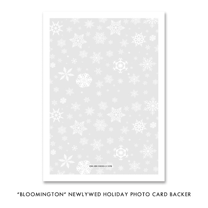 Holiday Pattern Card