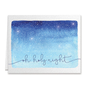 Oh Holy Night Boxed Holiday Cards | Britton