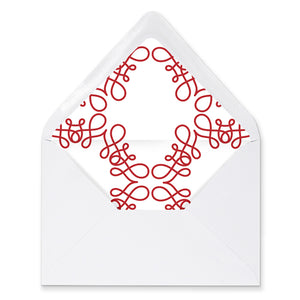Red Envelope Liners | Brolla